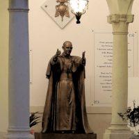 Beato Paolo VI, con nuova illuminazione