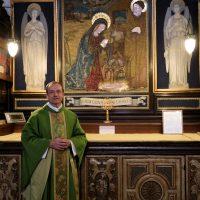 Don Claudio Zanardini, nuovo Rettore del Santuario