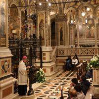 L'omelia del Vescovo