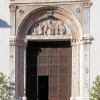 Portale del XV secolo