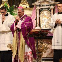 Il Vescovo in ascolto del Vangelo