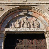 Lunetta del portale