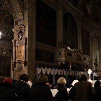 Il Vescovo e alcuni Diaconi