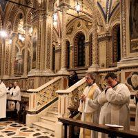 Sacerdoti del Seminario di Bergamo