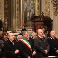 Autorità presenti alla Celebrazione