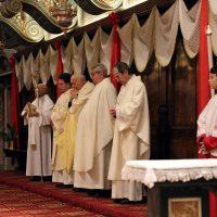 Il Rettore del Seminario Mons. Gabriele Filippini