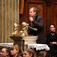Don Claudio Zanardini, Rettore del Santuario