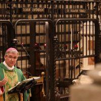 S. Messa presieduta da S. E. Mons. Pierantonio Tremolada, Vescovo di Brescia