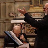 Il compositore e direttore Francesco Troli