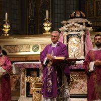Il Vescovo S. E. Mons. Pierantonio Tremolada