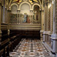 Interno del Santuario - parte superiore
