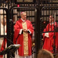 Il Vescovo Mons. Pierantonio Tremolada presiede la concelebrazione