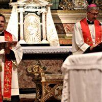 Veglia presieduta dal Vescovo