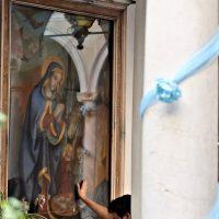 Inizio del solenne pontificale