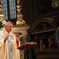 Il Vescovo emerito di Fidenza Mons. Carlo Mazza