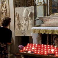 Il Vescovo Pierantonio rilascia una breve intervista