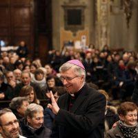 Il Vescovo S- E. Mons. Pierantonio Tremolada