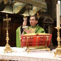Momento della Celebrazione Eucaristica