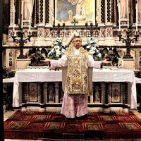 S. Messa di Mons. Ubaldo Santana, Arcivescovo emerito di Maracaibo