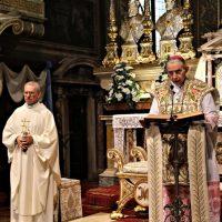 S. Messa celebrata da Mons. Vigilio Mario Olmi, Vescovo Ausiliare Emerito
