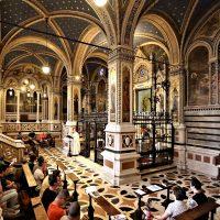 Celebrazione della S. Messa in Santuario presieduta dal Rettore