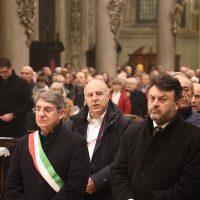 IL Sindaco di Brescia e altre autorità