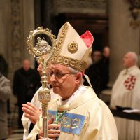 Il Vescovo di Brescia Pierantonio Tremolada