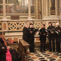 """Il coro """"Ensemble Sifnos"""""""