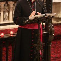 Il Vescovo Pierantonio Tremolada introduce alla lettura del Vangelo di Matteo