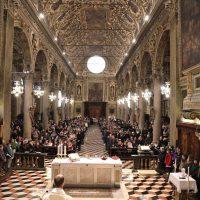 La Basilica con le Scuole delle Suore Dorotee