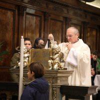 Mons. Giovanni Palamini, Vicario Episcopale per la Vita Consacrata