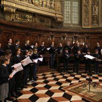 """Il Coro di voci bianche """"S. Cecilia"""""""