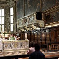 Celebrazione della S. Messa secondo le norme per il Covid-19