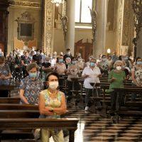 Fedeli in Basilica
