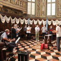 Il coro dell'Unità Pastorale di S. Antonio, S. Anna e S. Giacomo