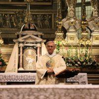 Il Vescovo Mons. Pierantonio Tremolada presiede il solenne Pontificale
