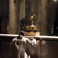 Esposizione del Santissimo