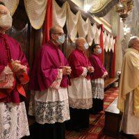 Alcuni dei Canonici presenti