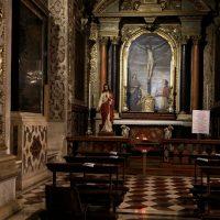La Cappella del Crocifisso
