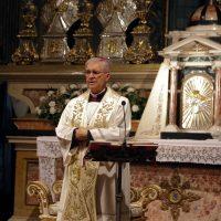 Veglia presieduta dal Vescovo Pierantonio