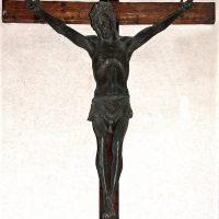 Crocifisso, dono di Paolo VI