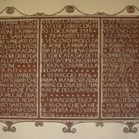 Storia del Santuario (prima parte)
