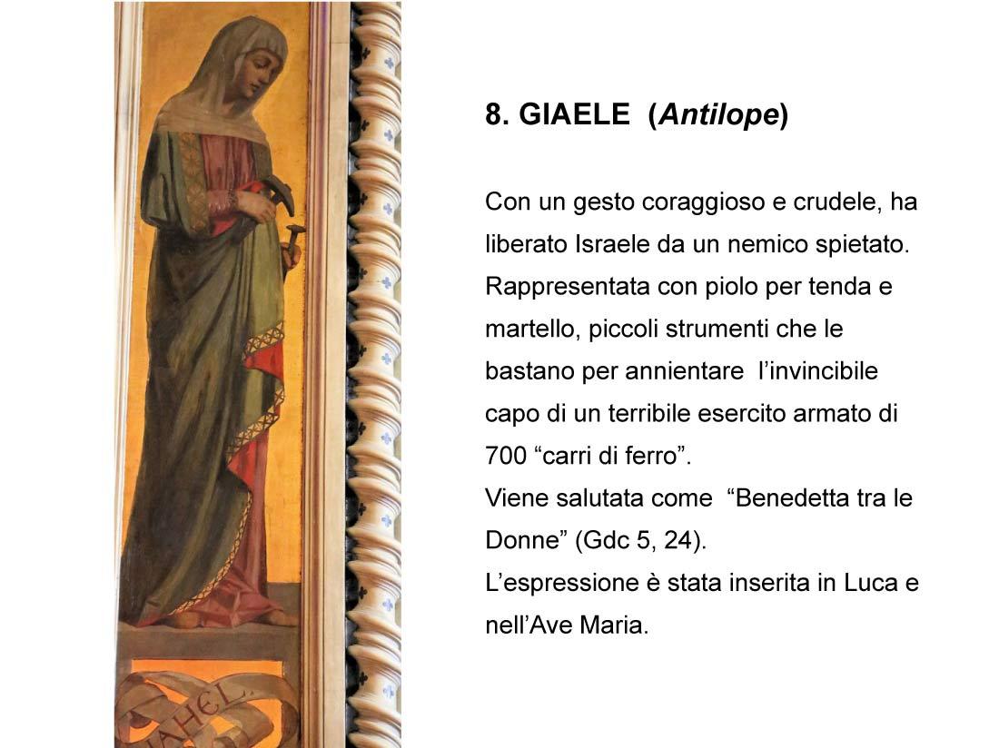Otto grandi donne bibliche