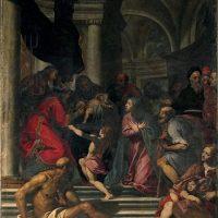 Circoncisione di Gesù, di Francesco Giugno (parete destra)