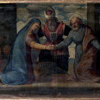 Sposalizio di Maria, di Tiburzio Baldini (parete destra)