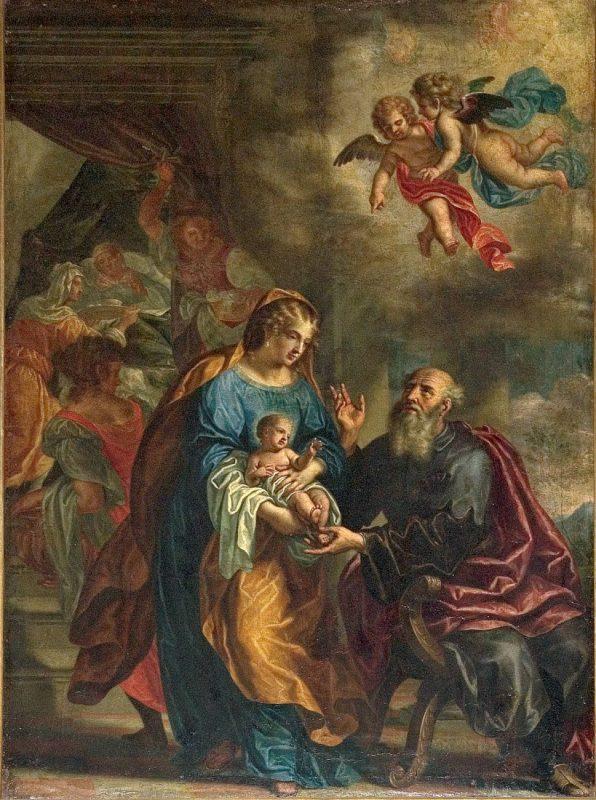 Domenico Triva - Natività della Vergine Maria