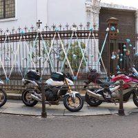 Benedizione delle moto e dei motociclisti