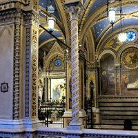 Interno del Santuario