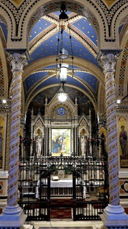 Santuario Basilica Santa Maria delle Grazie Brescia - El santuario