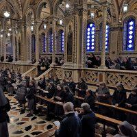 In Santuario: rinnovo della consacrazione alla B. V. Maria